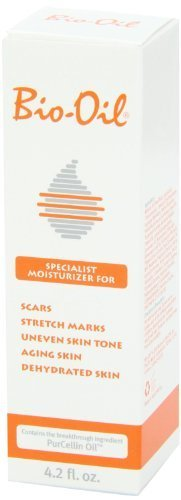 Bio-oil Specialist Moisturizer Reduces Scars,stretch Marks, 4.2 Ounce by Bio-oil