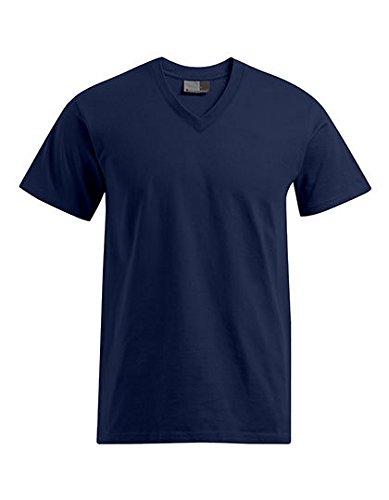 Promodoro Premium V-Neck-T-Shirt 100 % gekämmte Baumwolle, 180 g/m 4xl Navy