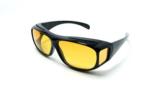 Preisvergleich Produktbild NACHT FAHREN ÜBER GLÄSER ANTI GLARE COMPUTER GLÄSER Passend für Gläser für Nachtsicht Anti Glare Brillen zum Angeln,  Radfahren und Fahren