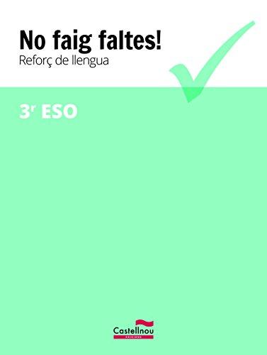 No faig faltes! Reforç de llengua 3r ESO por Castellnou