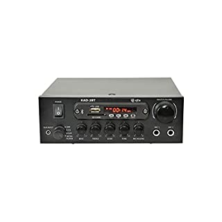 Qtx - Digital Stereo Amplifier With Bluetooth