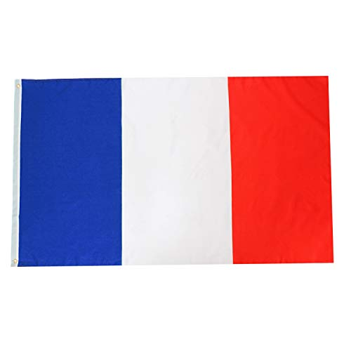 ILOVEFANCYDRESS Frankreich Dekoration KOSTÜM VERKLEIDUNG =MIT+OHNE ZUBEHÖR=Fussball Sport LÄNDER ABMESSUNGEN VON ()