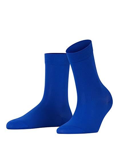 FALKE Cotton Touch Damen Socken imperial (6065) 35-38 mit sehr feinem Maschenbild -