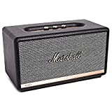 Marshall Stanmore II Wireless Wi-Fi Smart Speaker with Amazon Alexa Voice Control Built-in (Black)