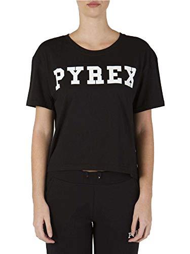 Pyrex t-shirt 34222 donna basic corta