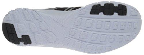 Reebok SoQuick Maschenweite Laufschuh Black/Gravel/Silver/White