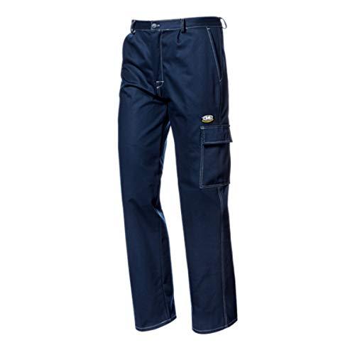 Sir Safety Pantalone da Lavoro Invernale Fustagno (46)