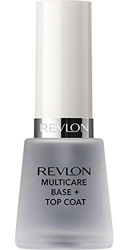 Revlon Multicare Base + Top Coat, 1er Pack (1 x 15 g) (Coat Base Revlon)
