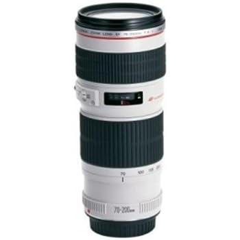 Canon EF 70-200mm 1:4,0L IS USM  Objektiv (67 mm Filtergewinde)
