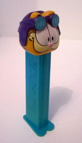 Garfield - Pez - 3 - Garfield casque d'aviateur