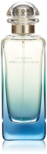 Hermès Un Jardin Apres La Mousson unisex Eau de Toilette Vaporisateur/Spray 100 ml, 1er Pack (1 x 100 ml)