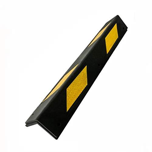 Bandes de coin de PVC, dispositif de protection réfléchissant de voiture anti-collision de mur de bande de garage souterrain de parking (taille : 60 * 7.5 * 0.8M)