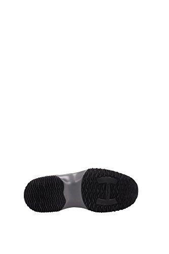 HXM00N0Q101EUR598T Hogan Sneakers Uomo Camoscio Giallo Giallo