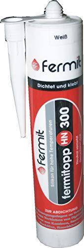 Ferrure en silicone HN 300 Blanc