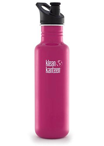 klean-kanteen-classic-800ml-water-bottle-with-sport-cap-dragon-fruit