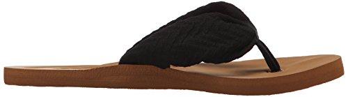 Roxy Caribe II Toile Sandale Black