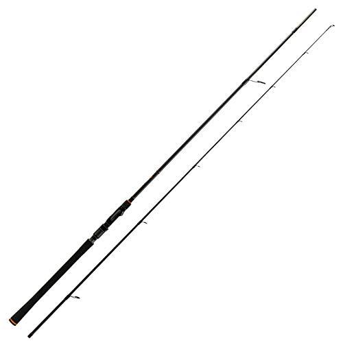 Zeck Jigsaw 2,70m 50g Spinnrute, Angelrute zum Jiggen & Faulenzen, Raubfischrute für Zander & Hechte, Jigrute für Gummifische