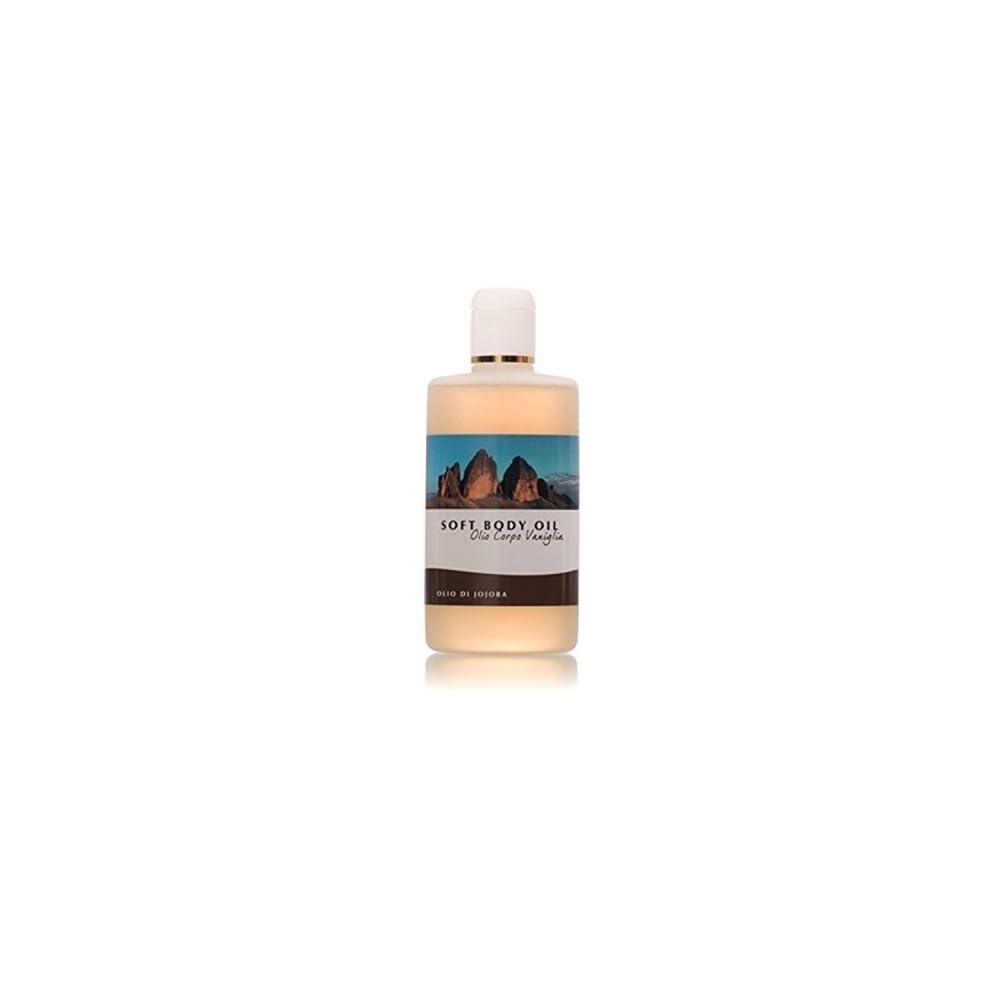 Soft Body Oil Vanille Mit Jojoba L 200 Ml Apotheke Toblach