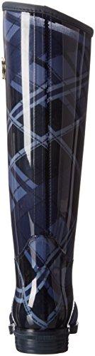 Tommy Hilfiger Damen O1285xbridge 6r Langschaftstiefel Mehrfarbig (blue Mix 490)