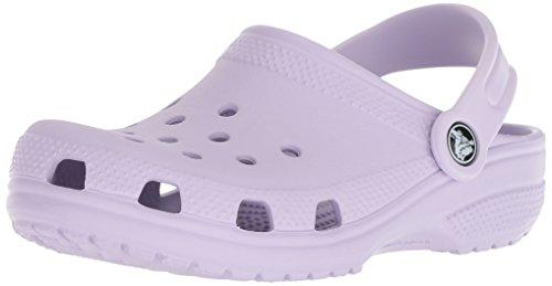 crocs Unisex-Kinder Classic Clog Kids Clogs, Violett (Lavender), 20-21 EU (C5 UK)