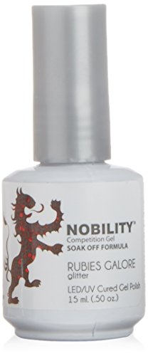 LeChat Nobility Vernis à Ongle Rubies Galore