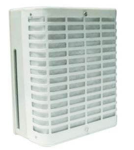 Ventilateur d'échappement s80r ouverture fixe et la recirculation d'air