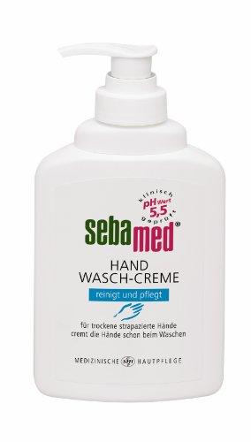 Sebamed Hand-Wasch-Creme, 3er Pack (3 x 200 ml)