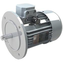Motor eléctrico trifásico 1 Hp 1500 rpm 220/380 B5