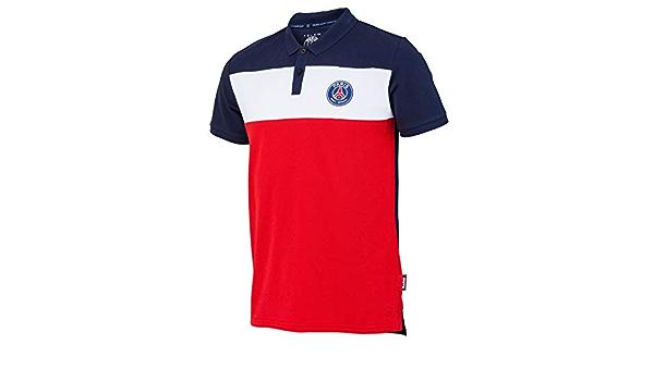 Paris Saint-Germain Official Collection Mens Polo Shirt