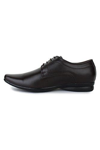 Liberty Fortune RL-27 Men's Formal Shoes Brown
