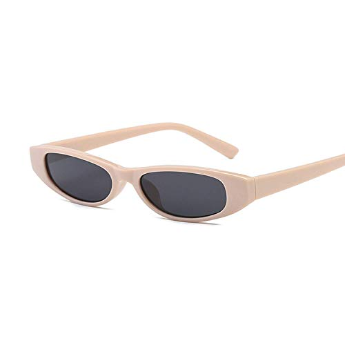 FGRYGF-eyewear2 Sport-Sonnenbrillen, Vintage Sonnenbrillen, Sexy White Red Small Cat Eye Sunglasses Women Vintage Black Sun Glasses Cateyes Sunglass Retro Glass