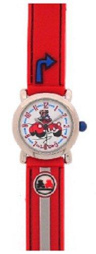 Lulu Castagnette Kinder-Armbanduhr Analog rot 38138