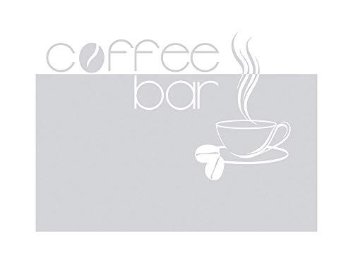 Graz Design 980066_80x57 Fensterfolie Glasdekor Aufkleber Sichtschutz Küche Kaffee Spruch...