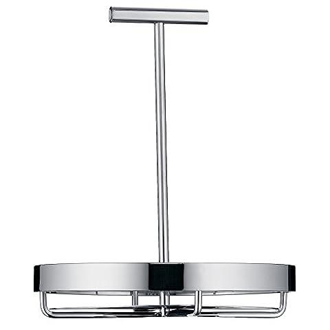 WMF Tischständer für 4 Gewürzmühlen De Luxe Cromargan Edelstahl rostfrei 18/10 spülmaschinengeeignet