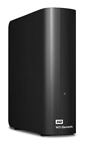 Elements Black 5tb Eu-Plug