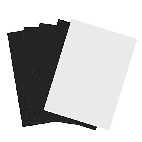 Papel magnético A4 - imán papel fotográfico imprimible