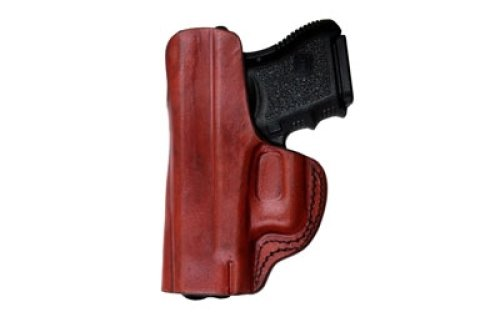 Tagua Gunleather Rechtshänder S & W Shield Innen Hose Gun, Unisex, braun -