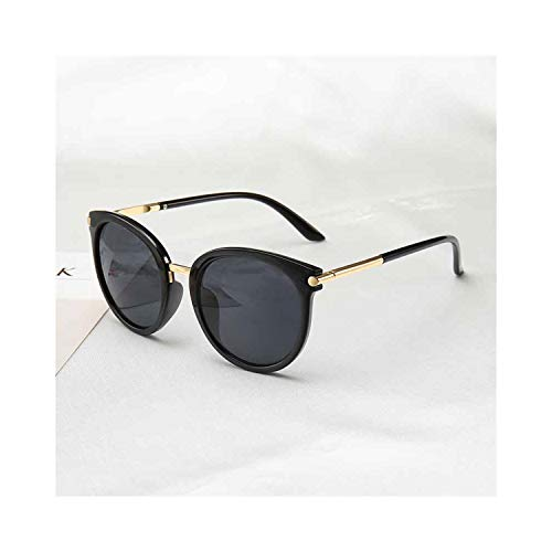 Sportbrillen, Angeln Golfbrille,NEW Sunglasses Women Driving Mirrors Vintage For Women Reflective Flat Lens Sun Glasses Female Oculos UV400 C1