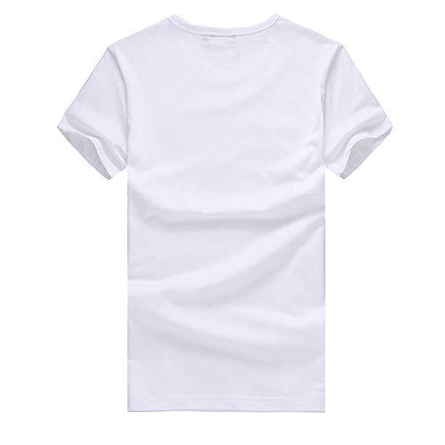 Zoom IMG-2 magliette uomo maniche corte t