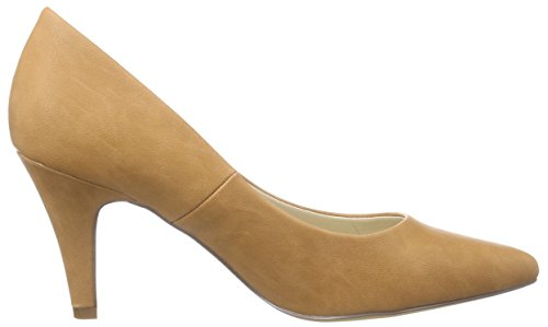 Another Pair of Shoes - Priscilaae2, Scarpe col tacco Donna Marrone (Braun (mid brown21))
