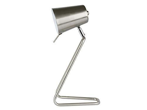 Leitmotiv LM695 Lampe de Table Z Métal E14 40 W Finition Satinée