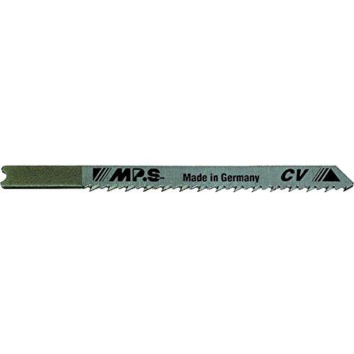 HaWe 0.3401 Scie sauteuse 75 x 2,5 mm en acier CV Lot de 2