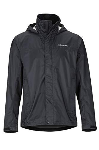 Marmot Herren PreCip Eco Jacket Hardshell Regenjacke, Schwarz (Black), 3XL