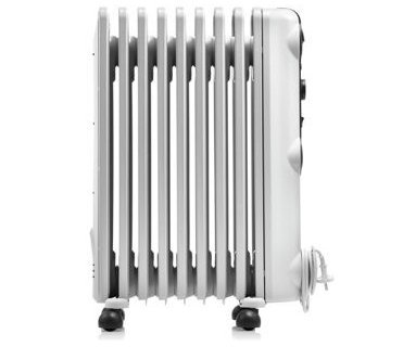 De'Longhi Radia-S 1.5kW Oil Filled Radiator.