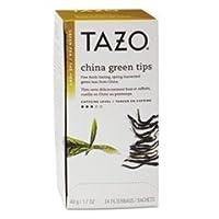 - Tea Bags, China Green Tips, 24/Box