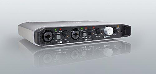 Tascam ixr Schnittstelle Audio MIDI, Schwarz