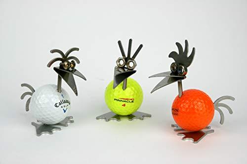 Gebrüder Lomprich Golf-Birdie bunt 3er Set