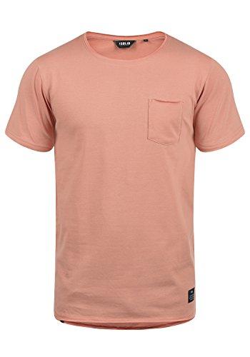!Solid Andrej Herren T-Shirt Kurzarm Shirt mit Rundhalsausschnitt aus 100% Baumwolle, Größe:XXL, Farbe:Rose Dawn (4916)