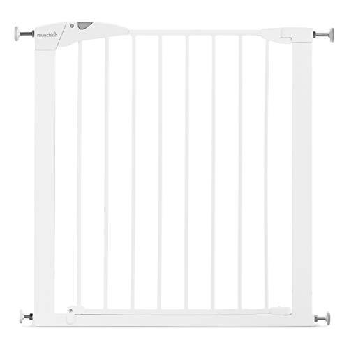 Munchkin Barrière de Sécurité Maxi-Secure (ouverture de 76 cm à 82 cm)
