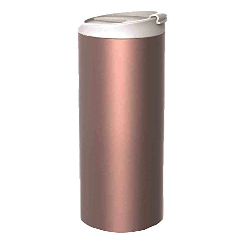 Zak! designs 2329-R940 Mug isotherme, rosé-Terracotta